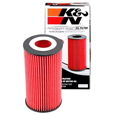 K&N Premium Oil Filter: Designed to Protect your Engine: Fits Select MERCEDES BENZ/CHRYSLER/DODGE/FREIGHTLINER Vehicle Models (See Product Description for Full List of Compatible Vehicles), PS-7004: Automotive