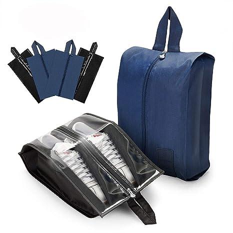 AnpoleLife - Bolsas de viaje para zapatos (4 unidades ...