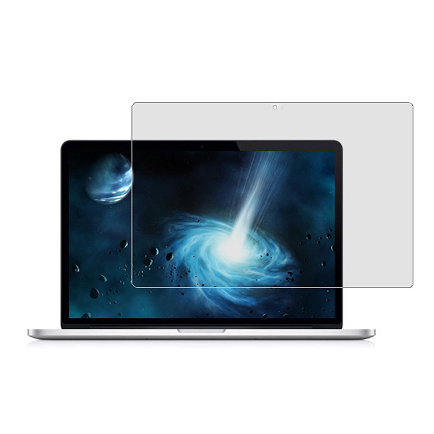 HDE Screen Guard for MacBook Pro Retina 13 - Crystal Clear Scratch Resistant Screen Protector 4328584254