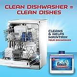 Finish Dishwasher Machine Cleaner, 8.45 fl oz
