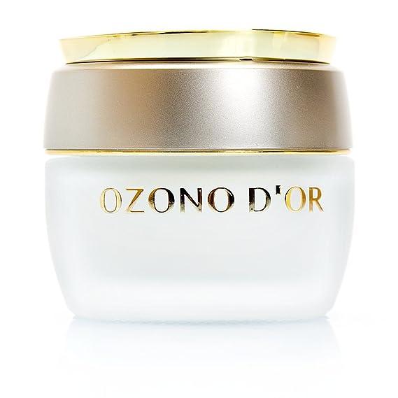 OZONO DOR. Crema facial antiedad de Ozono (50 g). Crema ...
