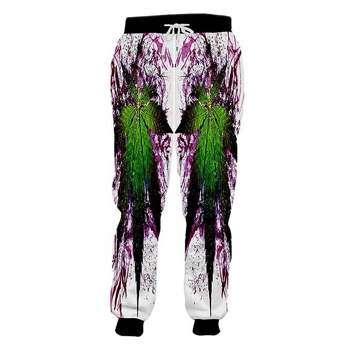 0da937be9260a Pantalones chándal Masculinos Cintura elástica Gyms Impreso en 3D Bandera  Americana Prenda Hip Hop Ropa Invierno Hombre  Amazon.es  Ropa y accesorios
