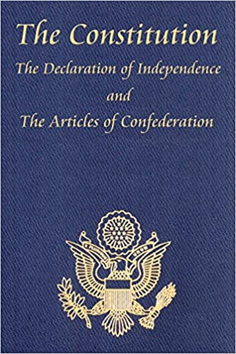 Articles of confederation year written warning