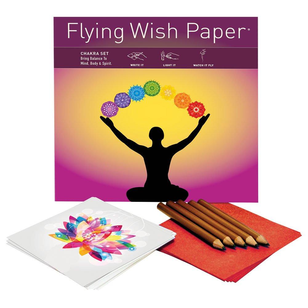 Amazon Flying Wish Paper Chakra Large Home Kitchen
