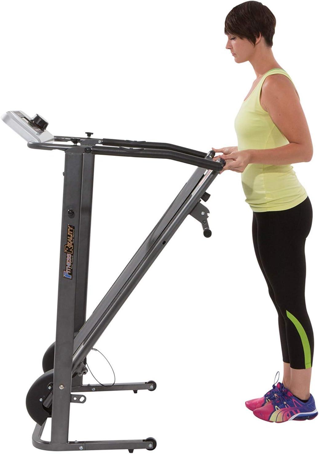 Fitness Realidad Unisex TR3000 máxima Capacidad de Peso Manual ...