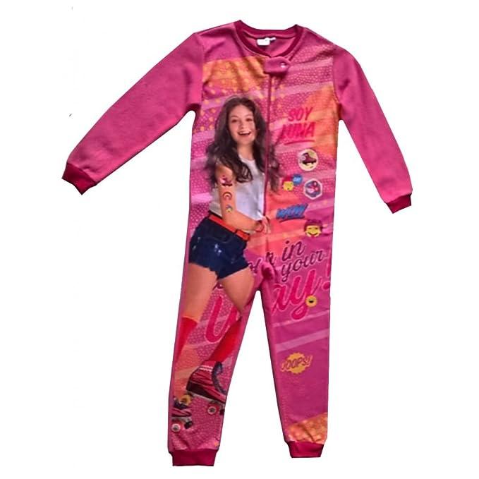 Soy Luna - Pijama - para niña Rose 10 años