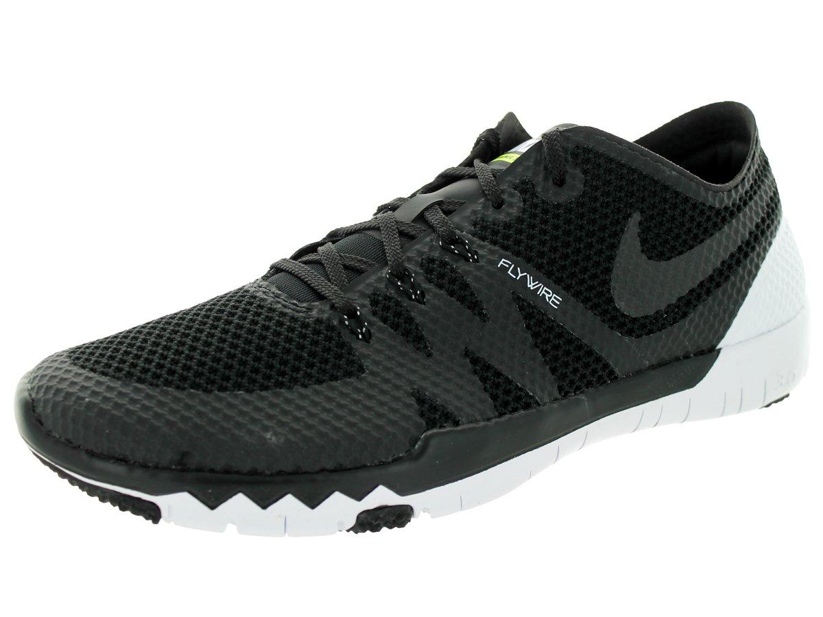 Nike Free Trainer 3.0 Herren Fuszlig;ballschuhe  8.5|Schwarz (Black/black-white 001)