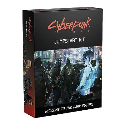 R. Talsorian Games Cyberpunk Red Jumpstart Kit: Toys & Games