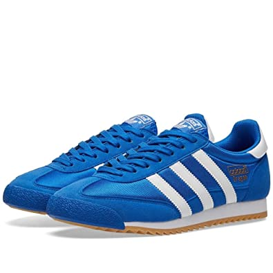 adidas dragon mens blue