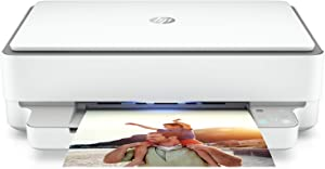 HP Envy 6020 - Impresora multifunción tinta, color, Wi-Fi, Bluetooth 5.0, compatible con Instant Ink (5SE16B)