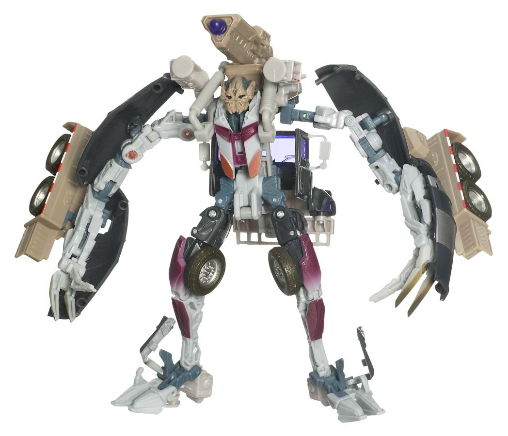 Transformers - Revenge of The Fallen - Voyager Class - Mixmaster - Hasbro