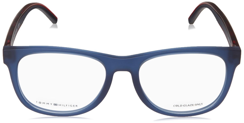 e7941b7e1a Tommy Hilfiger TH1494 Monturas de Gafas para Hombre, Blue, 52 mm:  Amazon.com.mx: Ropa, Zapatos y Accesorios