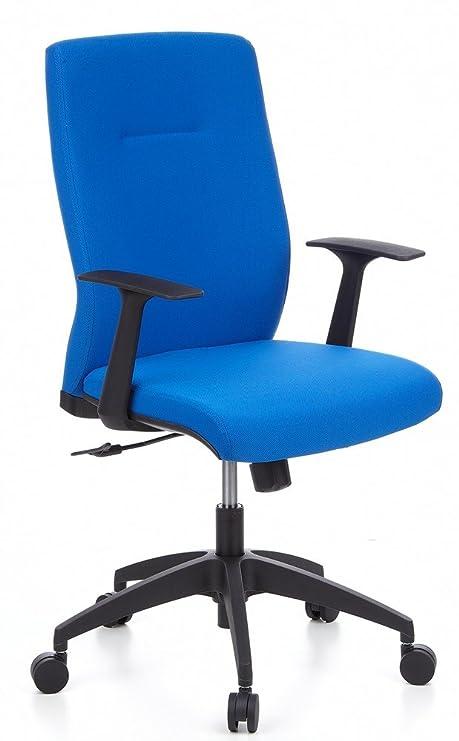 Hjh Office 657322 Bürostuhl Chefsessel Focus 30 Blau