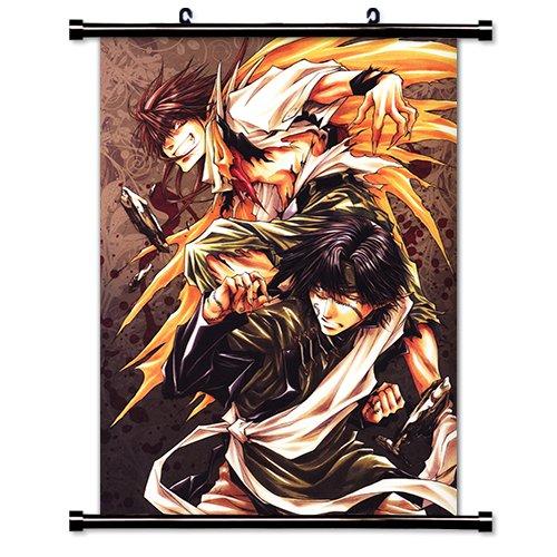 "Saiyuki Anime Fabric Wall Scroll Poster (32""x23"") Inches. [WP] Saiyuki 12(L)"