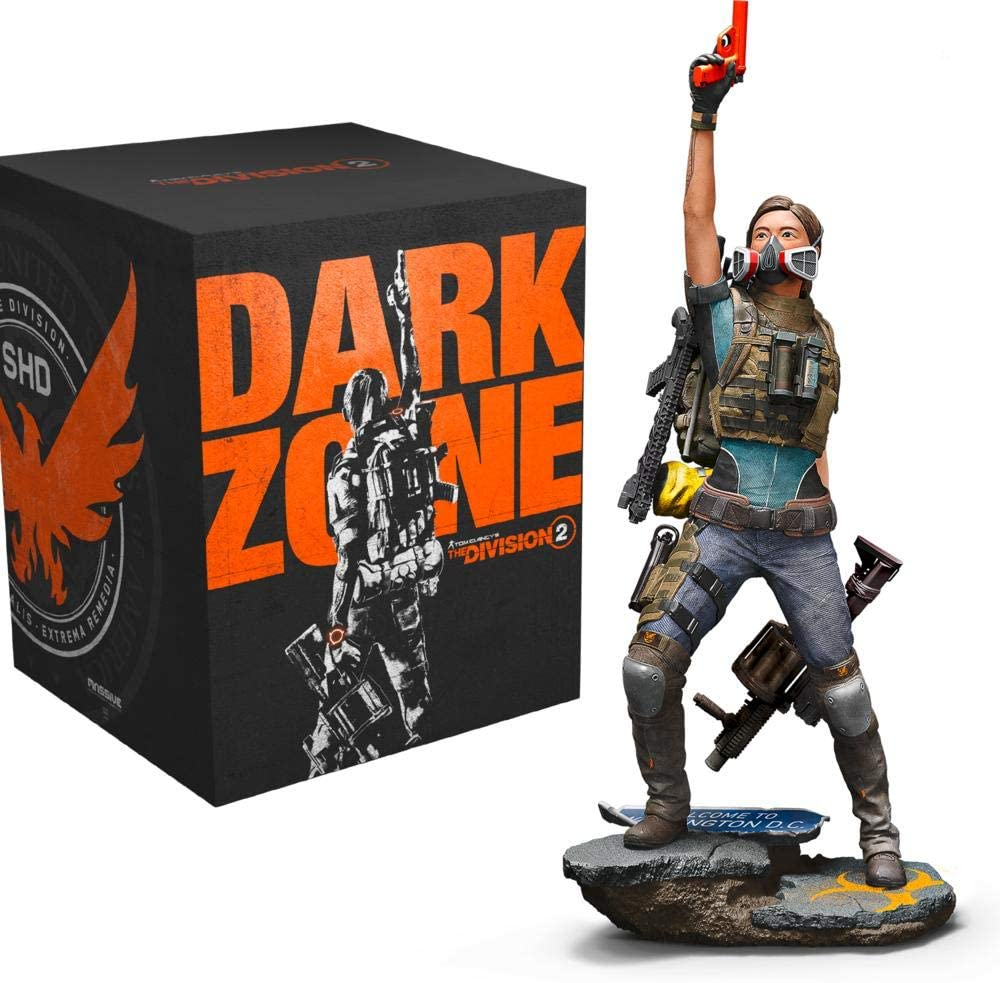 The Division 2: Dark Zone - Collectors Edition: Amazon.es: Videojuegos