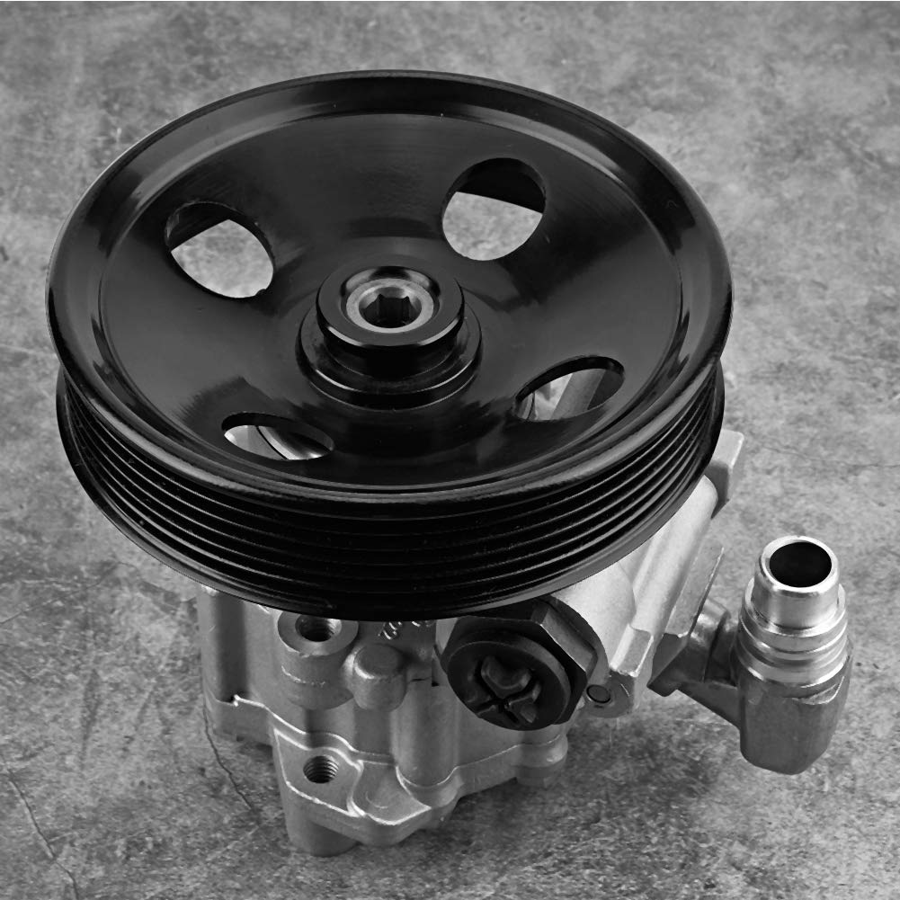 Acouto 0024668601 Power Steering Pump for Mercedes Benz ML320 ML430 ML350 W163
