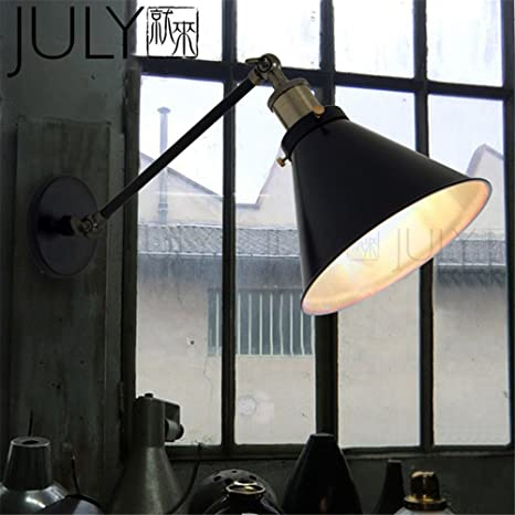 BOOTU lámpara LED y luces de pared Sobre la cuestión de la antigua nave industrial desván