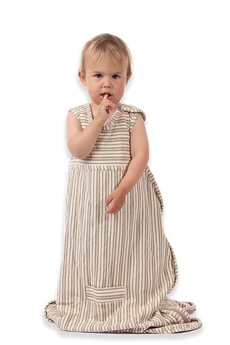 Merino Kids - Saco de dormir para niños (lana natural, tallas 0-2
