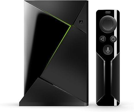 Nvidia Shield TV - Android TV gaming (resolución 4K HDR, memoria interna de 16 GB, 3 GB de RAM, Android 8.0 (Oreo)), negro: Nvidia: Amazon.es: Informática