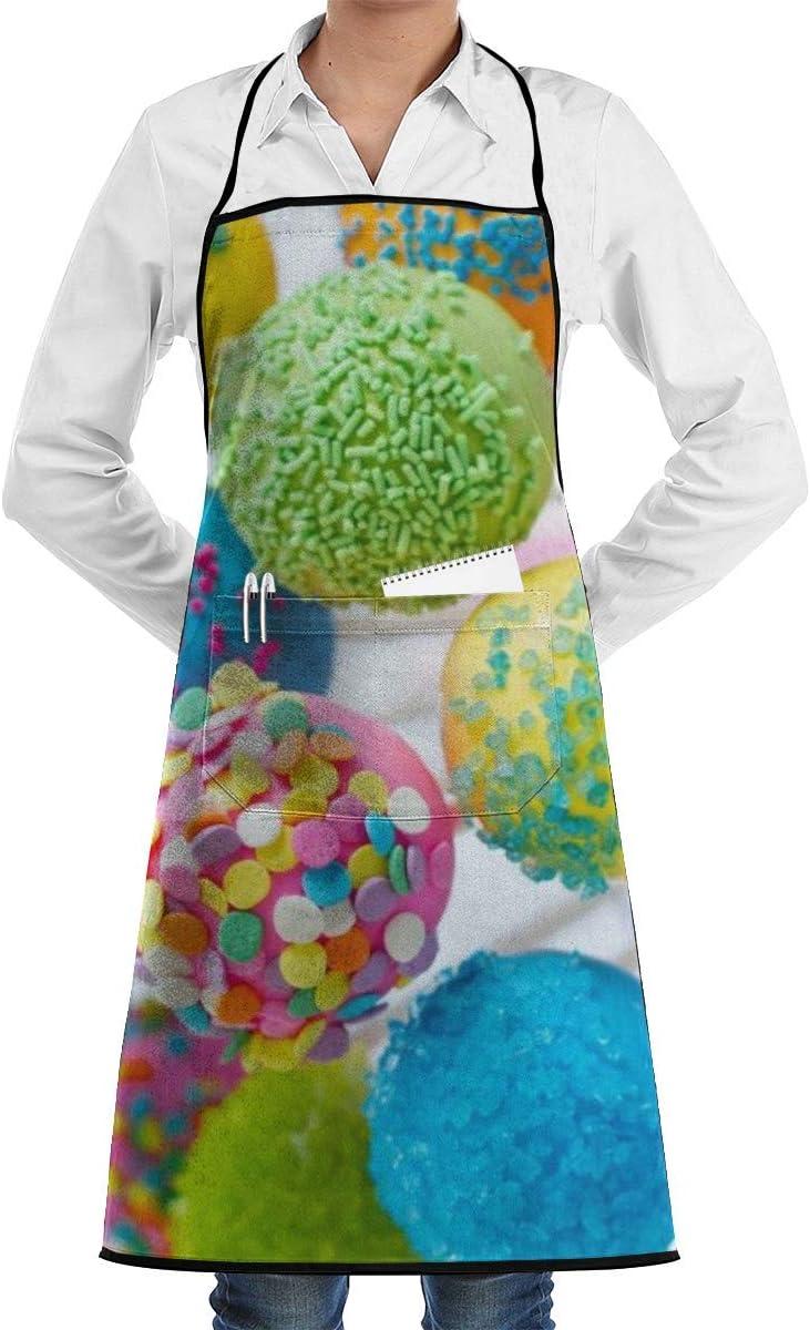 Zuckerstange Kochschürze Lutscher Süßigkeiten Für den Außen und Innenbereich