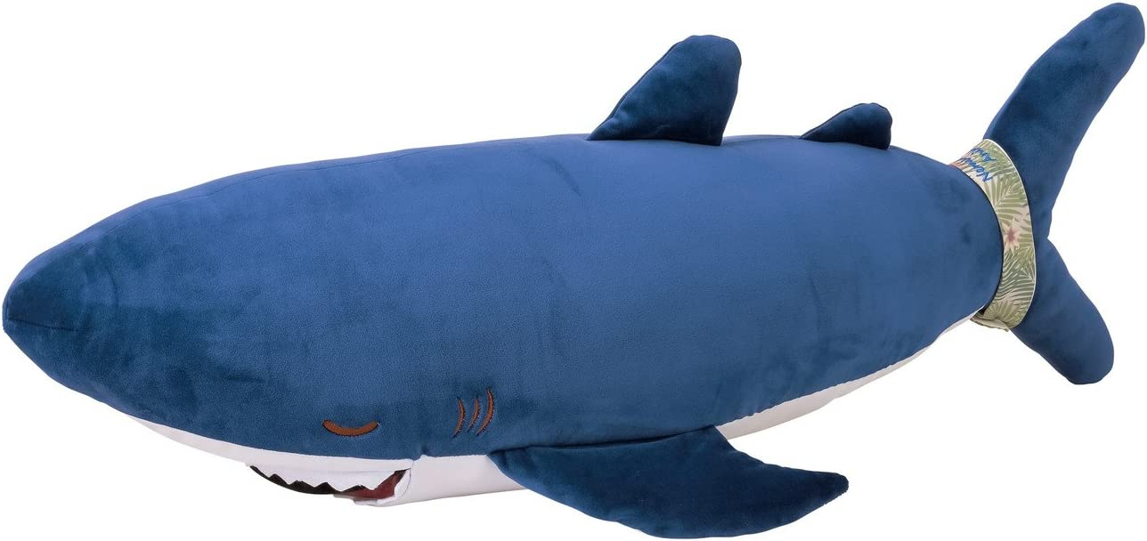 Livheart Cool Nemu Nemu Animals 2018 Summer Shark Zapp Body Pillow with Cooling Effect (M) 58017-63