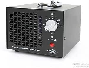 New Comfort Un generador de ozono - Purificador de Aire - Modelo ...