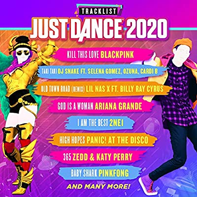 Just Dance 2020 for Nintendo Wii [USA]: Amazon.es: Ubisoft: Cine y ...