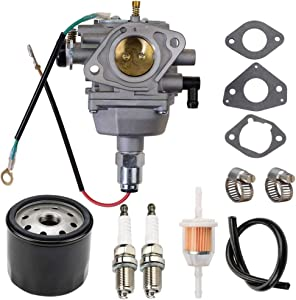 LIYYOO New Carburetor Carb Kit for Kohler SV830 SV740 SV735 SV730 SV725 SV710 23HP 24HP 25HP 26HP 27HP Engines Motor Craftsman Lawn Tractor Mower Toro 32-853-08, 32-853-06, 32-853-04, 32 853 12-S