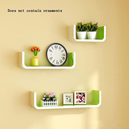 Flashing- Wooden Wall Shelf/bookshelf/Floating Shelf/Plant Stand ...