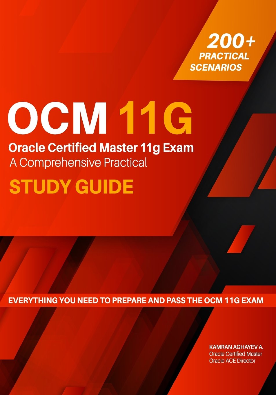 Amazon Oracle Certified Master 11g Study Guide 9781536800791