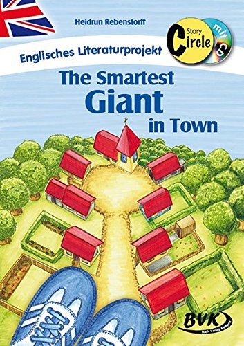 Story Circle: The smartest giant in town inkl. CD