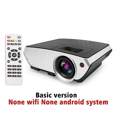 Proyector, 2000 lúmenes Proyector de Video HD 120 Proyector de ...