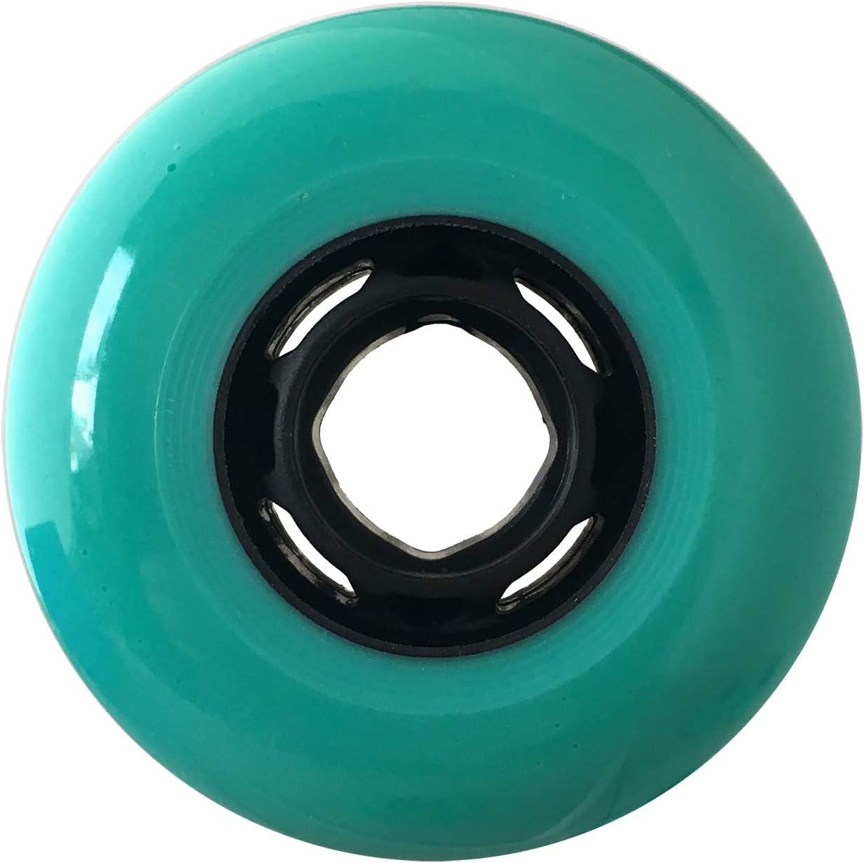 47mm 68mm 76mm /& 80mm Hi-Lo 72mm Revision Multi-Surface Pro Indoor//Outdoor Inline Roller Hockey Wheels 59mm