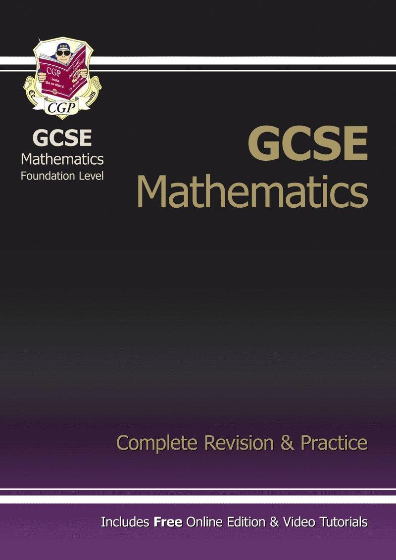 GCSE Maths Workbook - Foundation the Basics: Amazon.co.uk: CGP ...