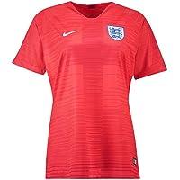 Nike 2018-2019 England Away Womens Football Soccer T-Shirt