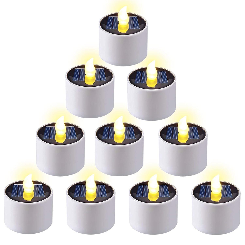 Cynzia Solar Tea Lights