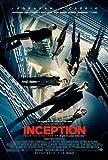 Inception Poster Movie - Leonardo DiCaprio Ken Watanabe Joseph Gordon-Levitt Marion Cotillard Ellen Page Poster Print, 27x40 Poster Print, 27x40 Poster Print, 27x40