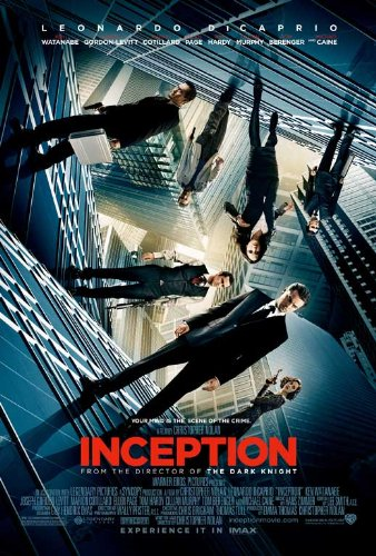 Image result for inception movie poster
