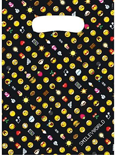 Generique 8 Sachet Surprise Emoticone Emoji Sac Cadeau Bonbon Fete Anniversaire 932 Amazon Fr Cuisine Maison