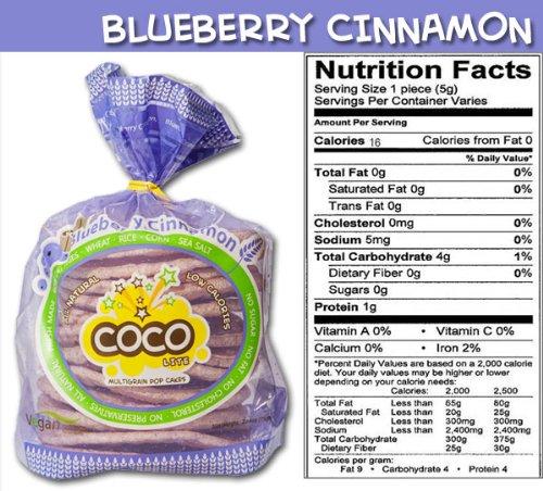 Coco Lite Multigrain Pop Cakes Where To Buy