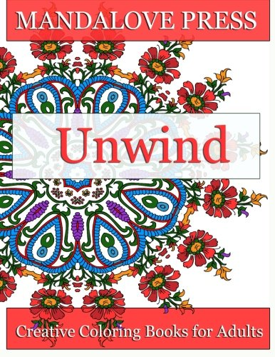 Unwind: Relax and give your inner artist free reign with 30 original, one-of-a-kind mandala and repeating pattern designs! Relax and Unwind from the stress of the day! PDF