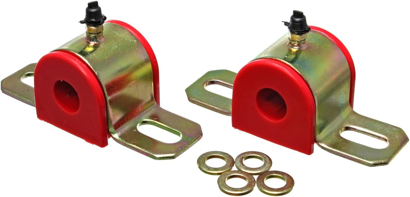 Energy Suspension 9.5158G 7//8 22MM SWAY BAR BUSHING SET