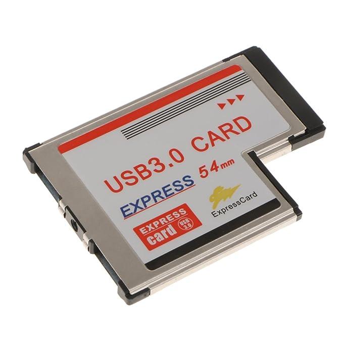 Amazon.com: MonkeyJack Dual Ports HUB PCI-E USB 3.0 PCI ...
