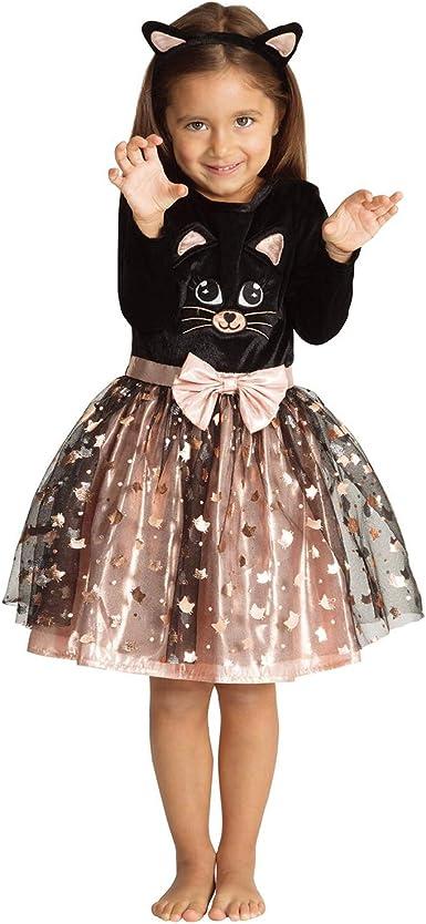 Toddler Costume Infant Girls Baby Girl Tutu Dress Fur Tail Costumes For Girls White Cat Costume Halloween Costume Kids Animal Costume