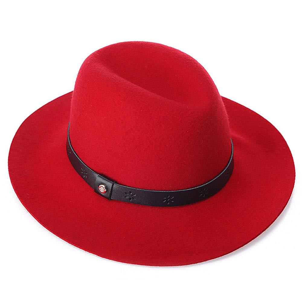 Zxcvb Trilby Hat Men damen Fühlte Fedora-Hüte Panama Classic Manhattan strukturiert Danke B07L1MJR8X Mdchen Verpackungsvielfalt