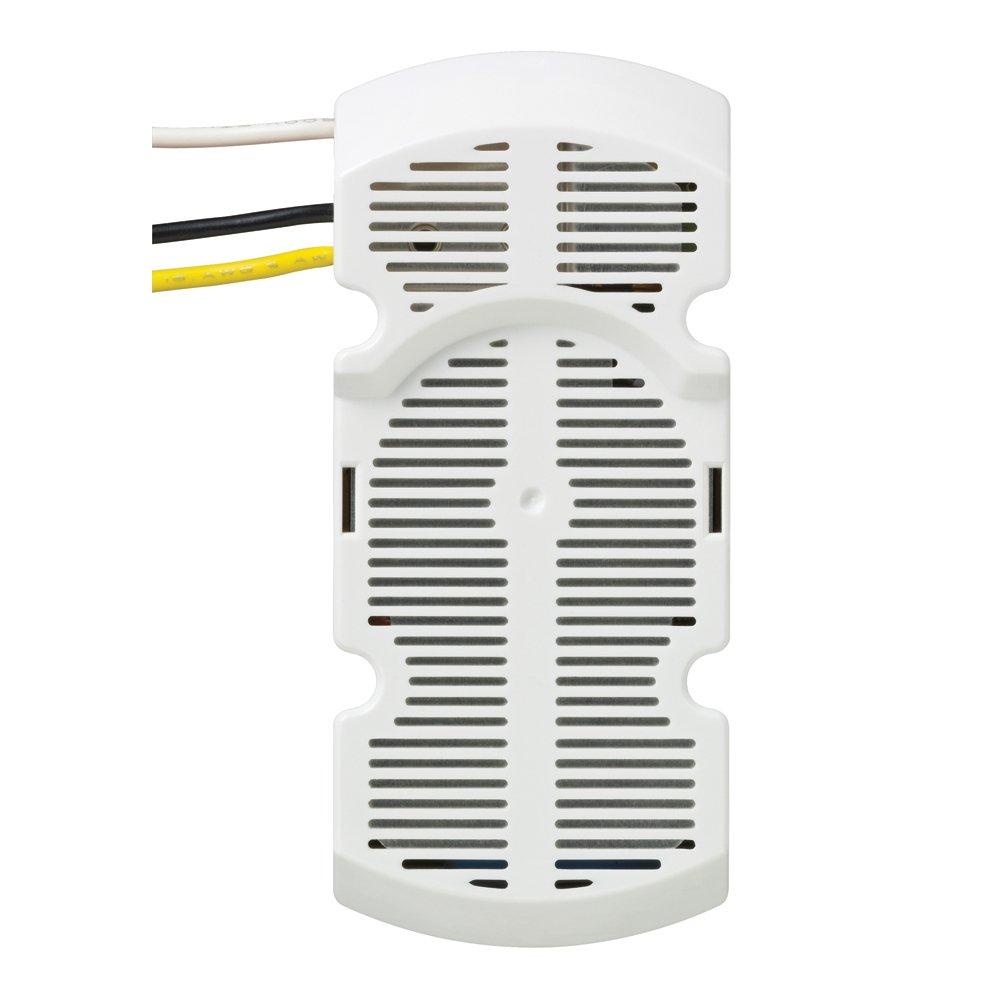 Lutron Cm Fq1 Maestro Fan Canopy Module White Ceiling Wall Controls Com