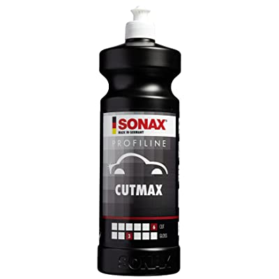 Sonax (246300) Profiline CutMax - 33.8 fl. oz.: Automotive