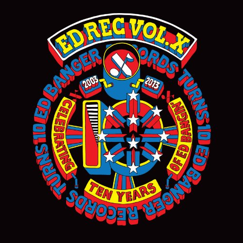 Ed Rec Vol. X - Rec Cd