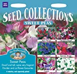 Mr. Fothergill's Sweet Pea Flower Seeds Collection 6 Sachets