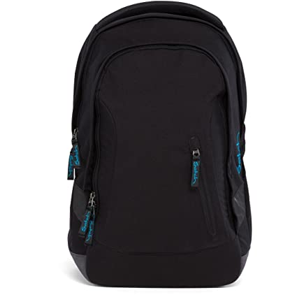 2adad20f647 Satch Sleek School Backpack 45 cm Tablet PC Compartment Black Bounce:  Amazon.co.uk: Shoes & Bags